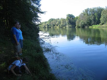 Aktiv-in-der-Natur-Gruppe-an-Donau