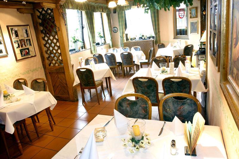 Restaurant im Hotel Appel-Krug