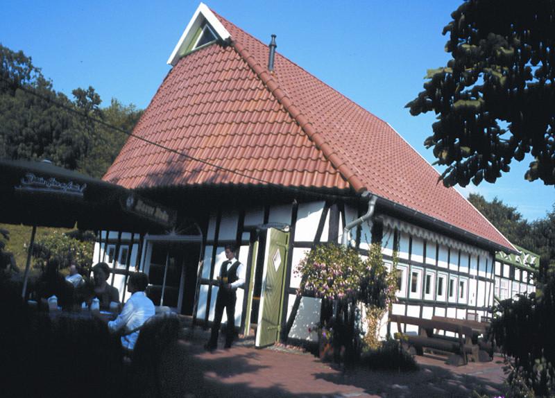 Gastronomie in der Scheune, Hotel Wittekindsquelle