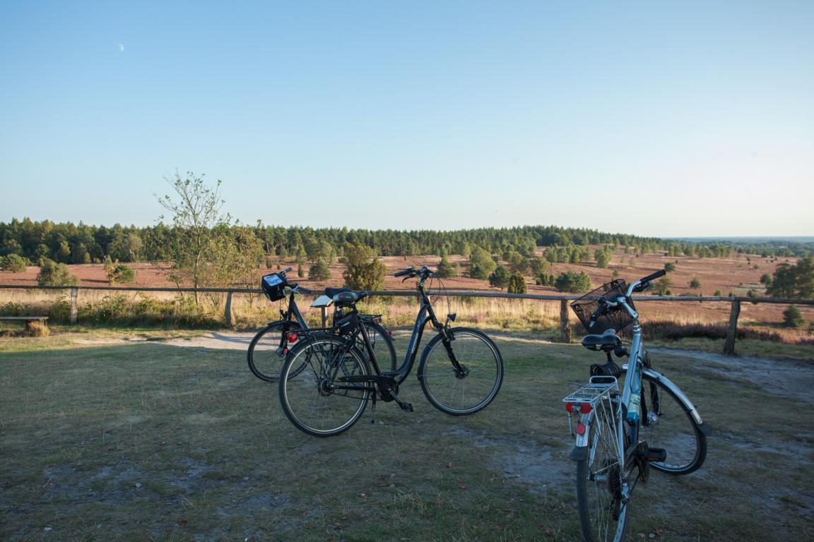 Fahrrad-Berg-Wilsede