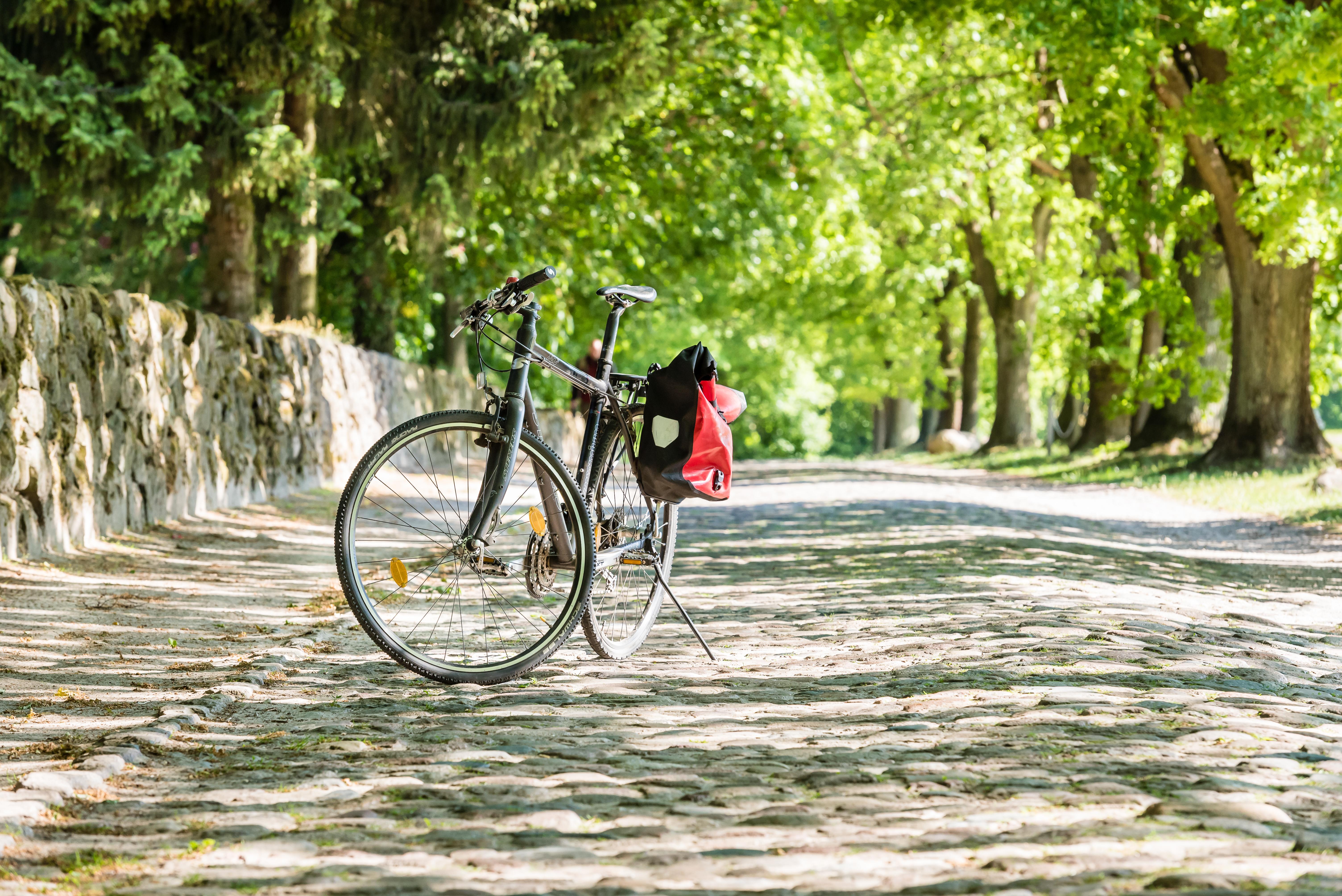 Fahrrad in Amelinghausen