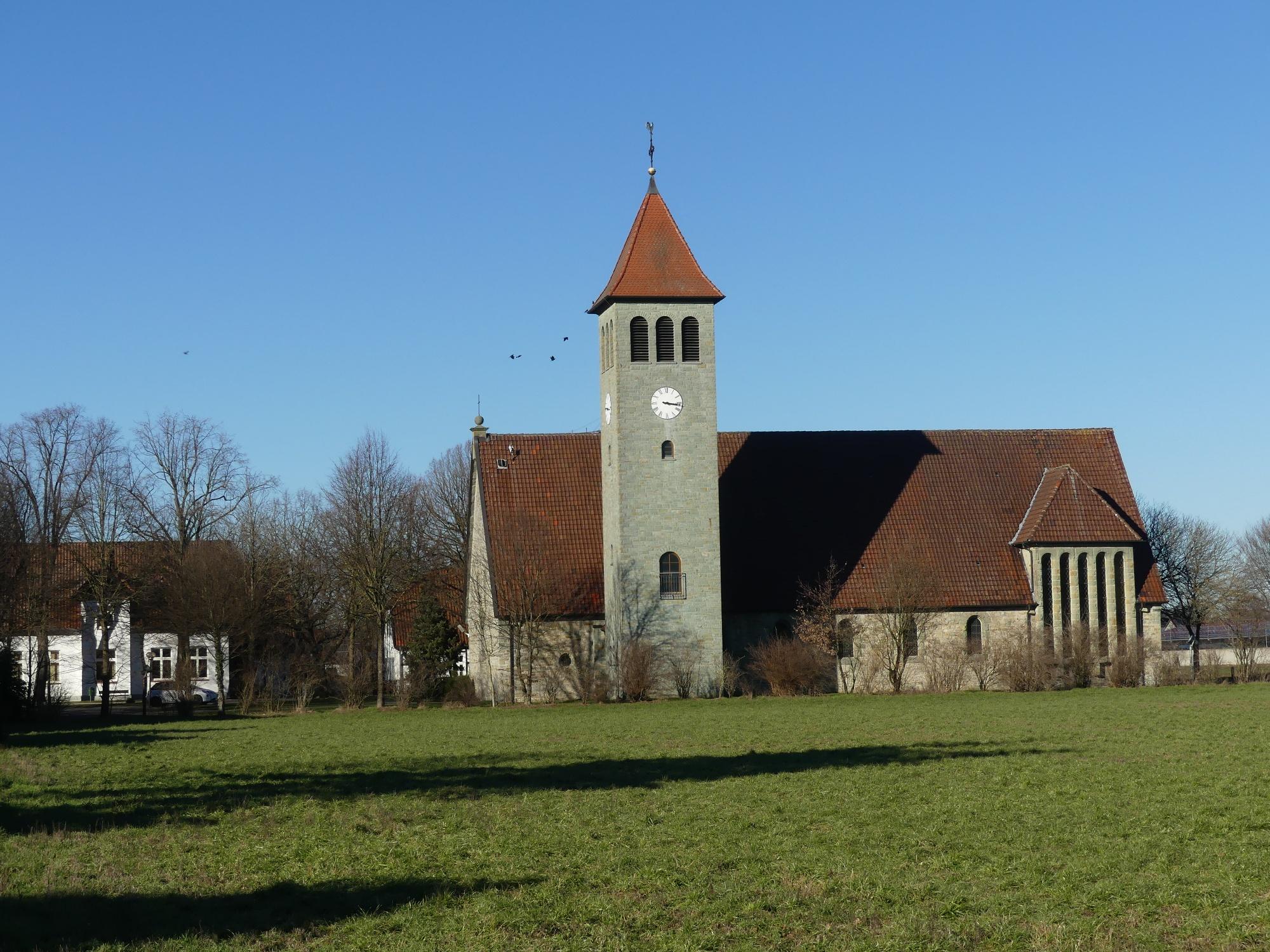 Kirche St. Josef in Anreppen