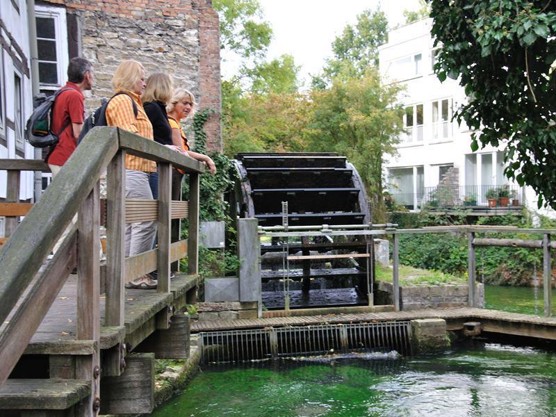 Paderborn: Stümpelsche Mühle