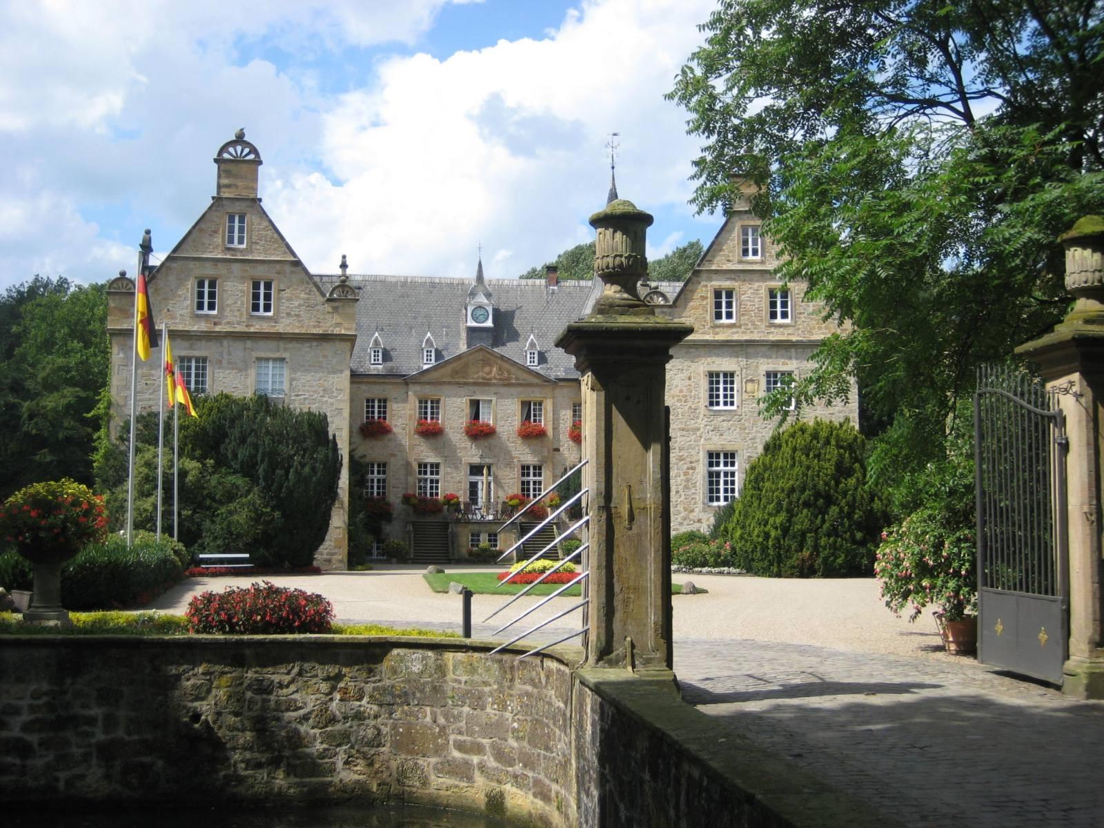 Schloss Surenburg in Hörstel