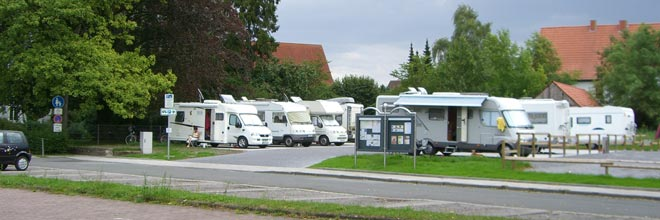 Wohnmobil-Stellplatz Bad Lippspringe
