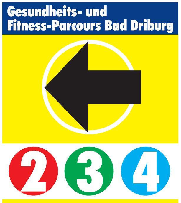 Tour Gesundheits- und Fitness-Parcours Bad Driburg