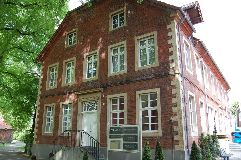 Haus Samson am Kloster Clarholz