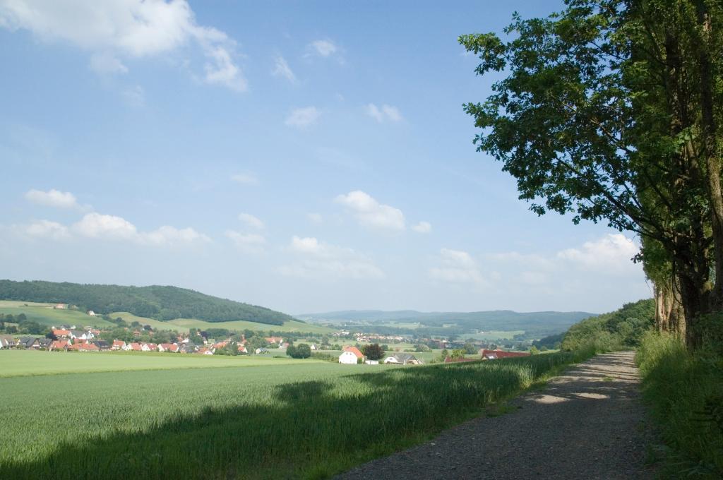 Eggetal in Börninghausen