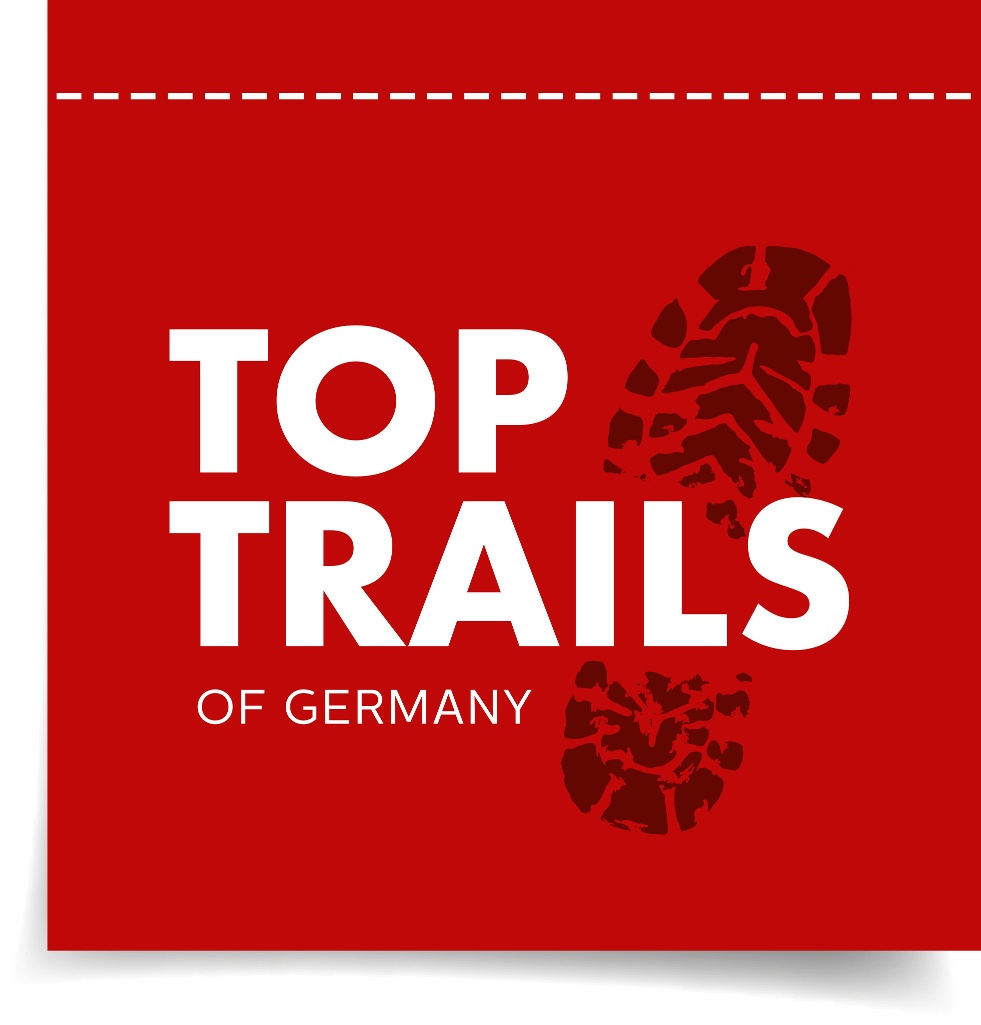 Logo der Top Trails of Germany