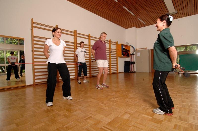 Gymnastik im HolsingVital