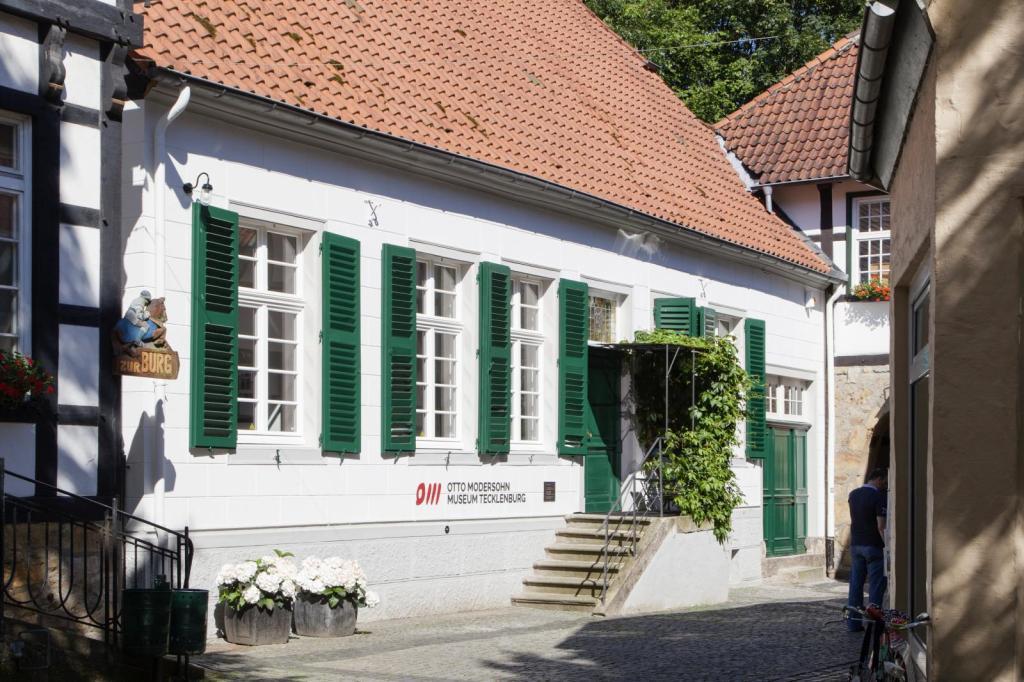 Otto Modersohn Haus Tecklenburg