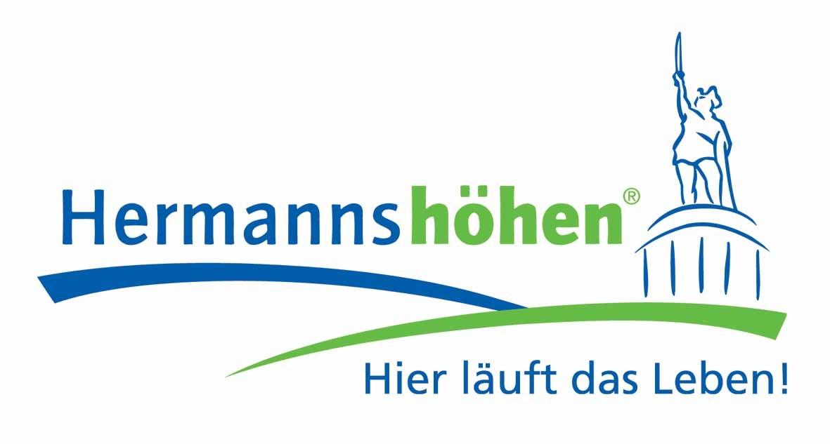 Logo der Hermannshöhen