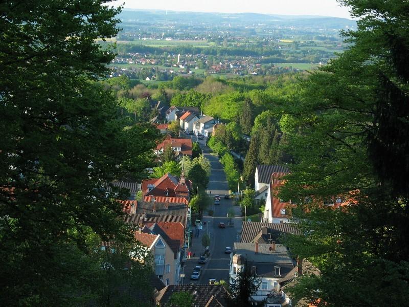 Blick vom Tönsberg