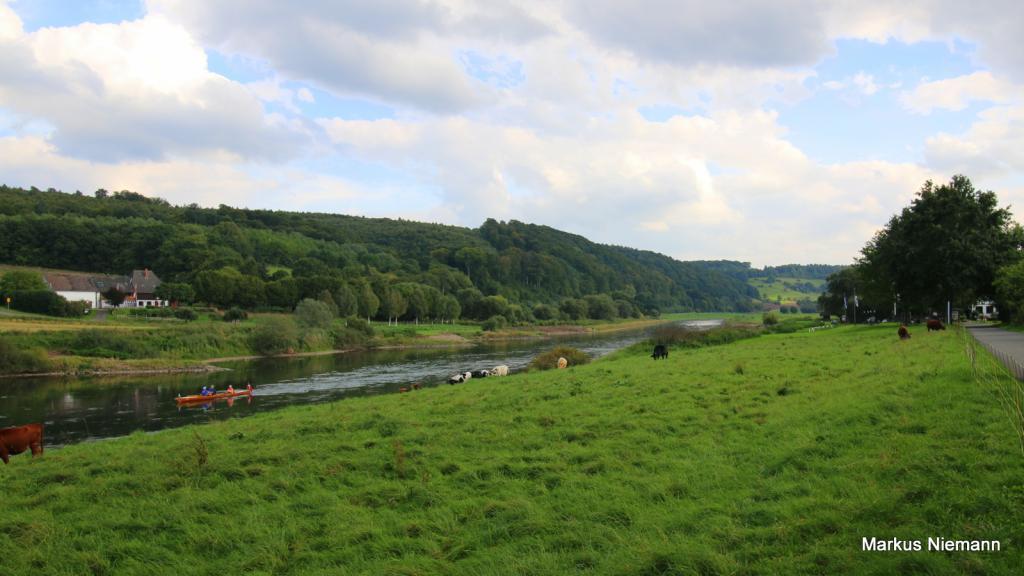 Weserhöhen Weserpartie Wehrden