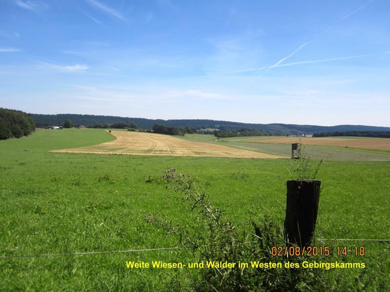 Hochtal von F/Veldrom mit Eggekamm