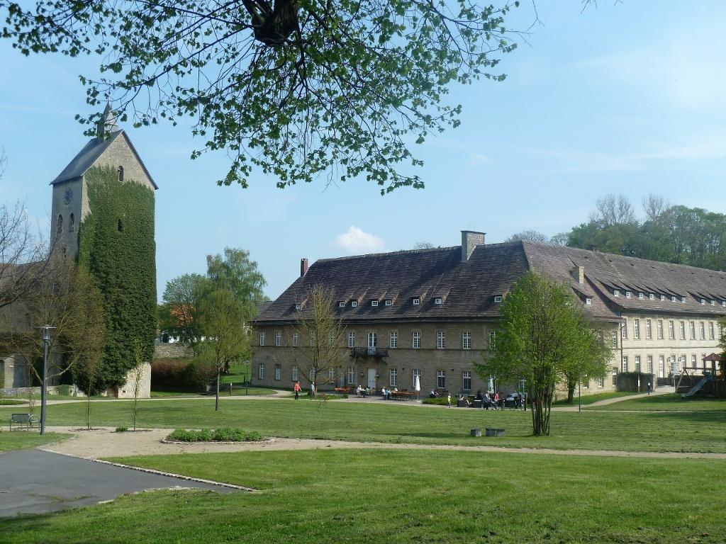 Kirche und Schloss Gehrden