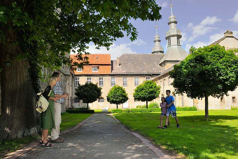 Klosteranlage Willebadessen