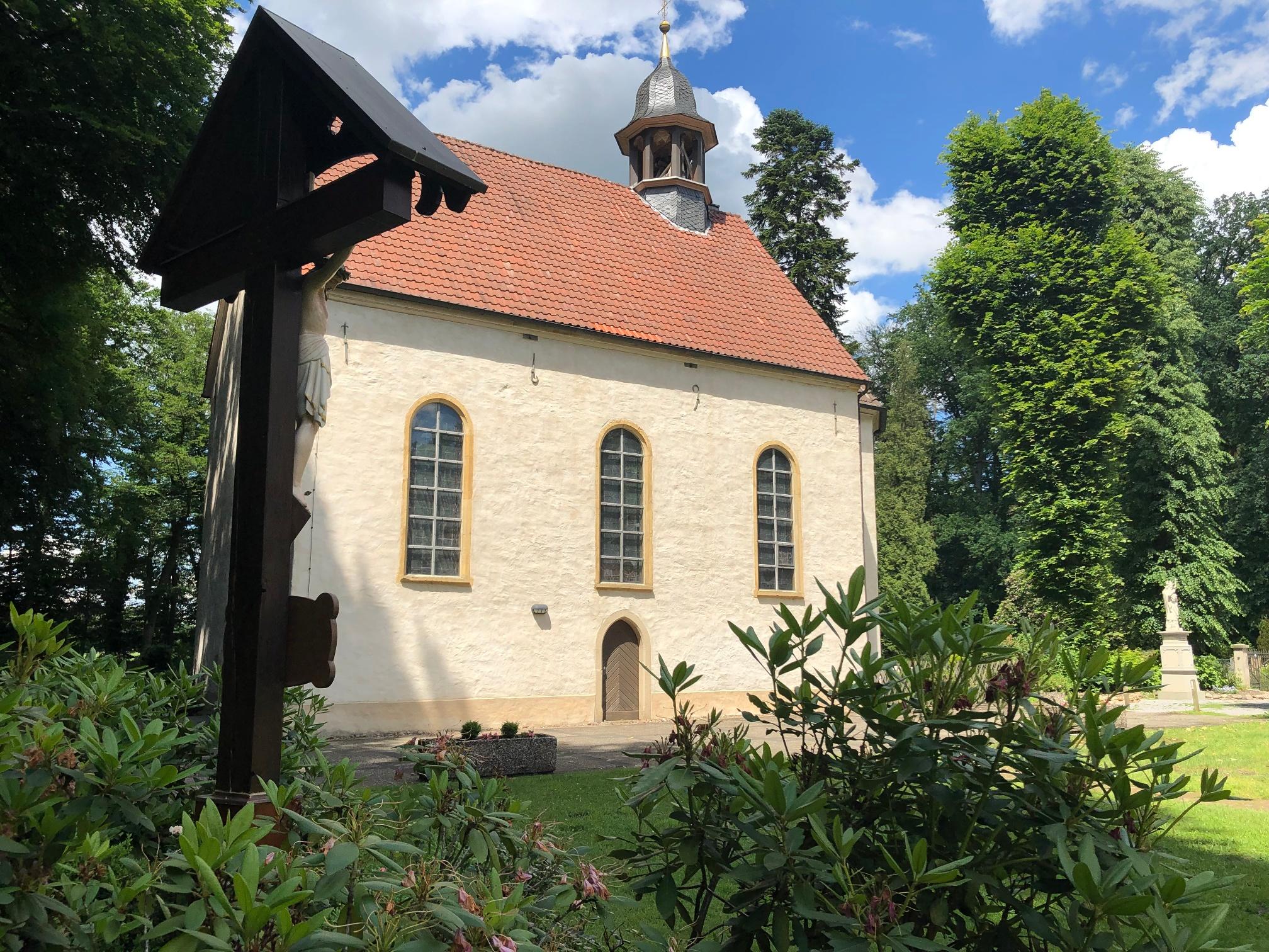 Waldkapelle Stockkämpen, Halle (Westf.)