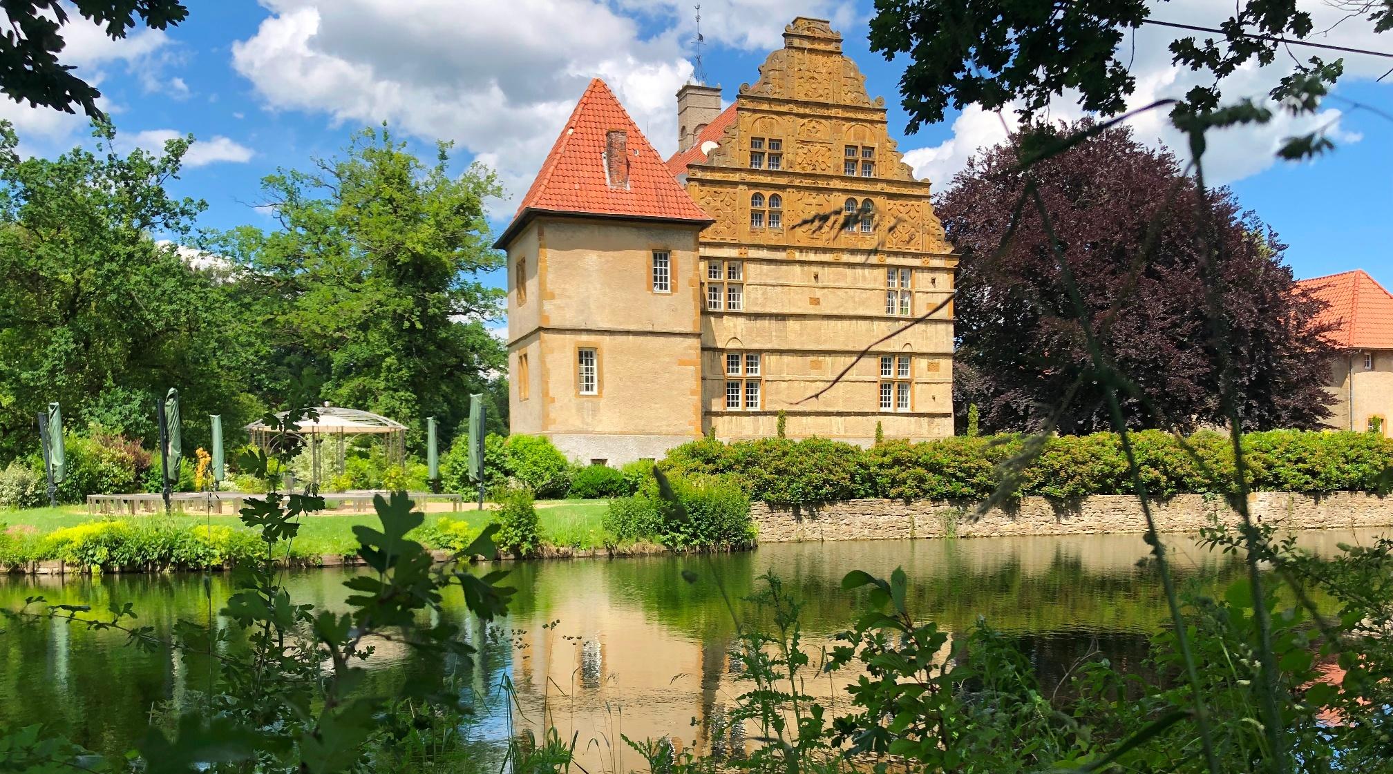 Wasserschloss Holtfeld, Borgholzhausen