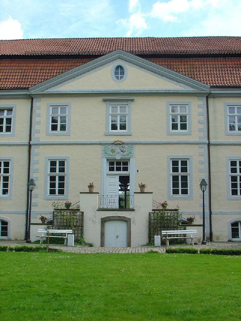 Das Schloss Ovelgönne