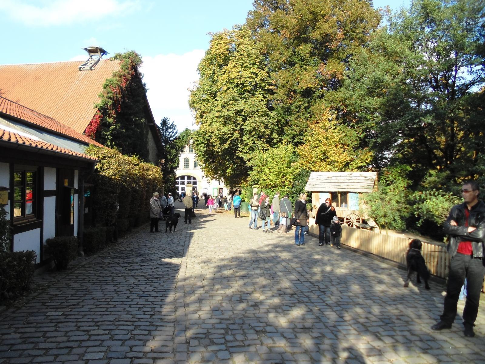 Tierpark Olderdissen, Bielefeld