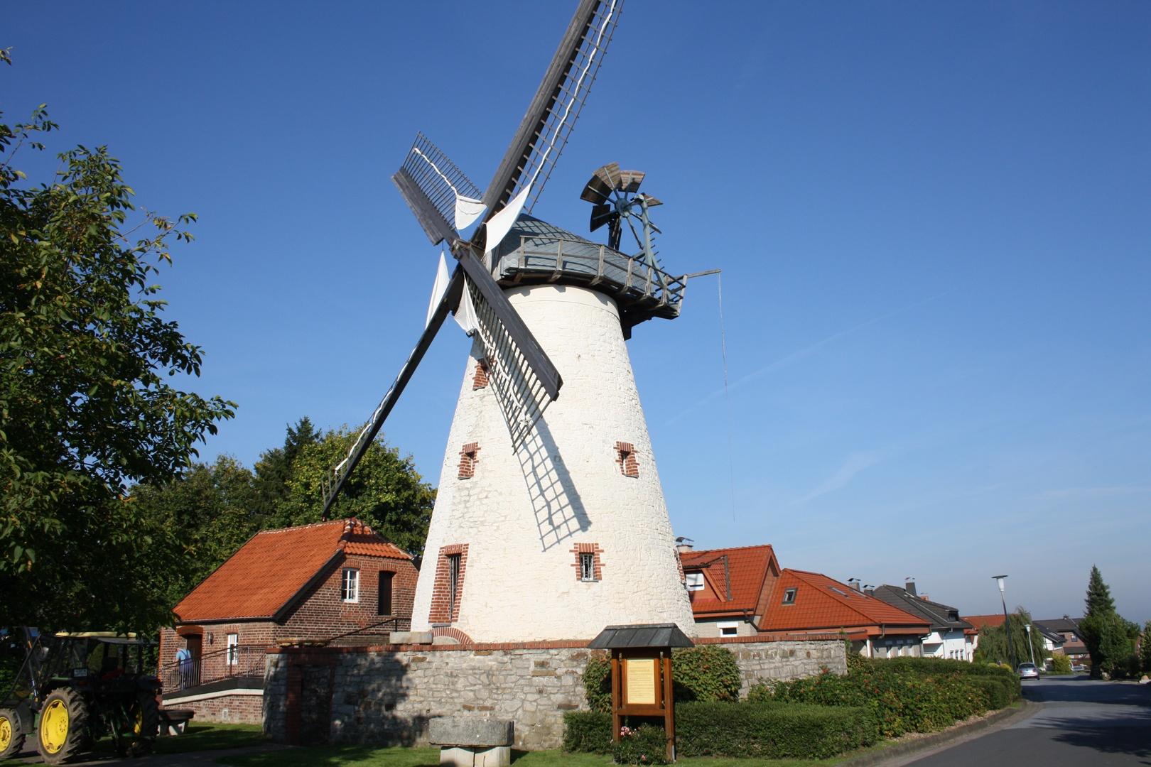 Die Windmühle Diekmann auf dem Gehlenbrink