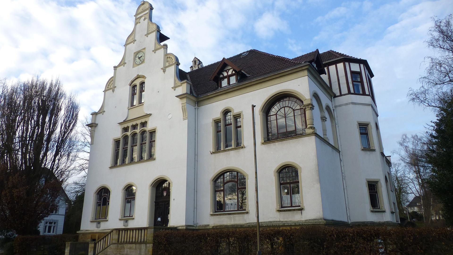 Das Amtshaus Ennigloh