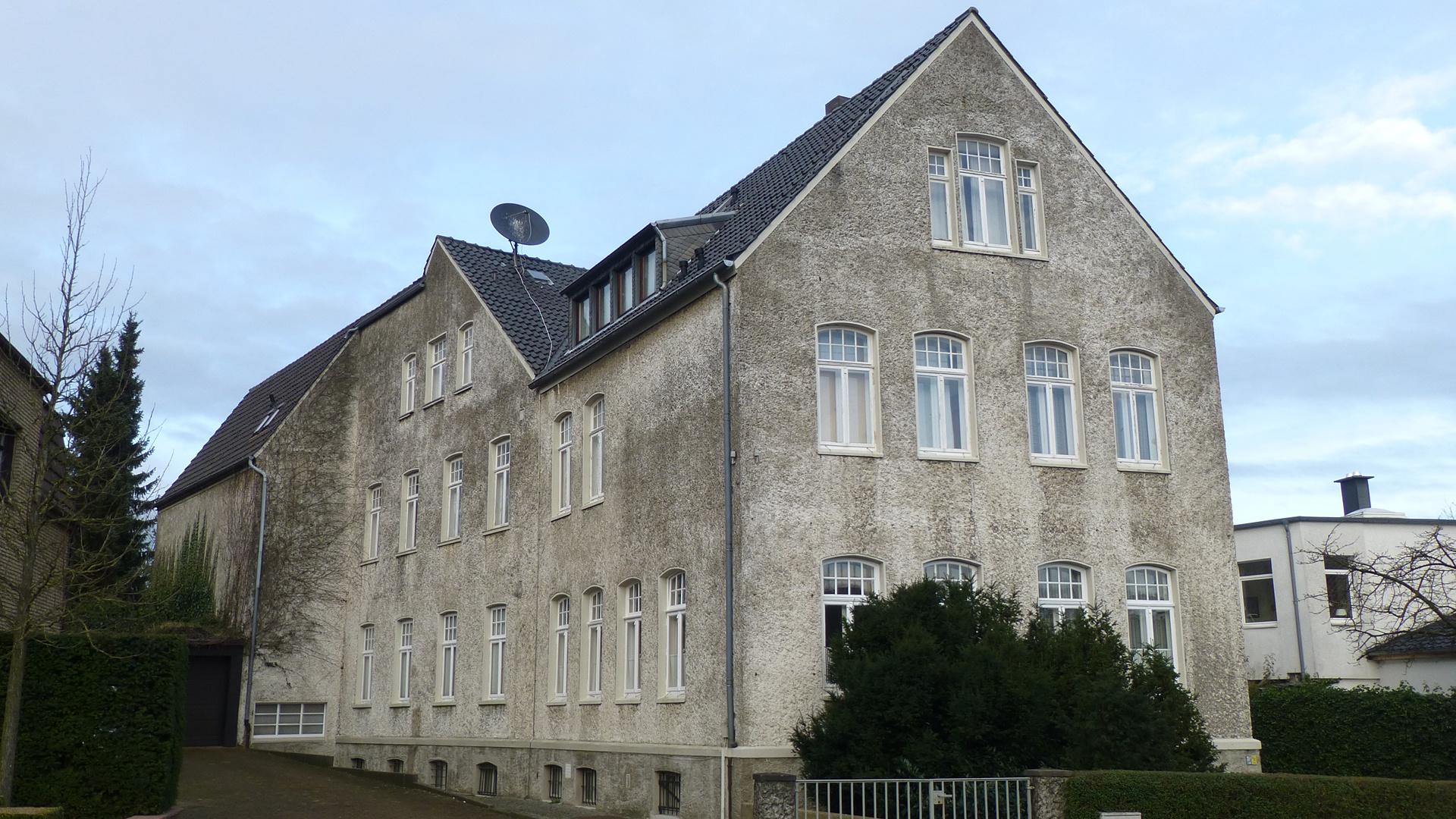 "Die ehemalige Zigarrenfabrik ""Gerhard & Dustmann"""