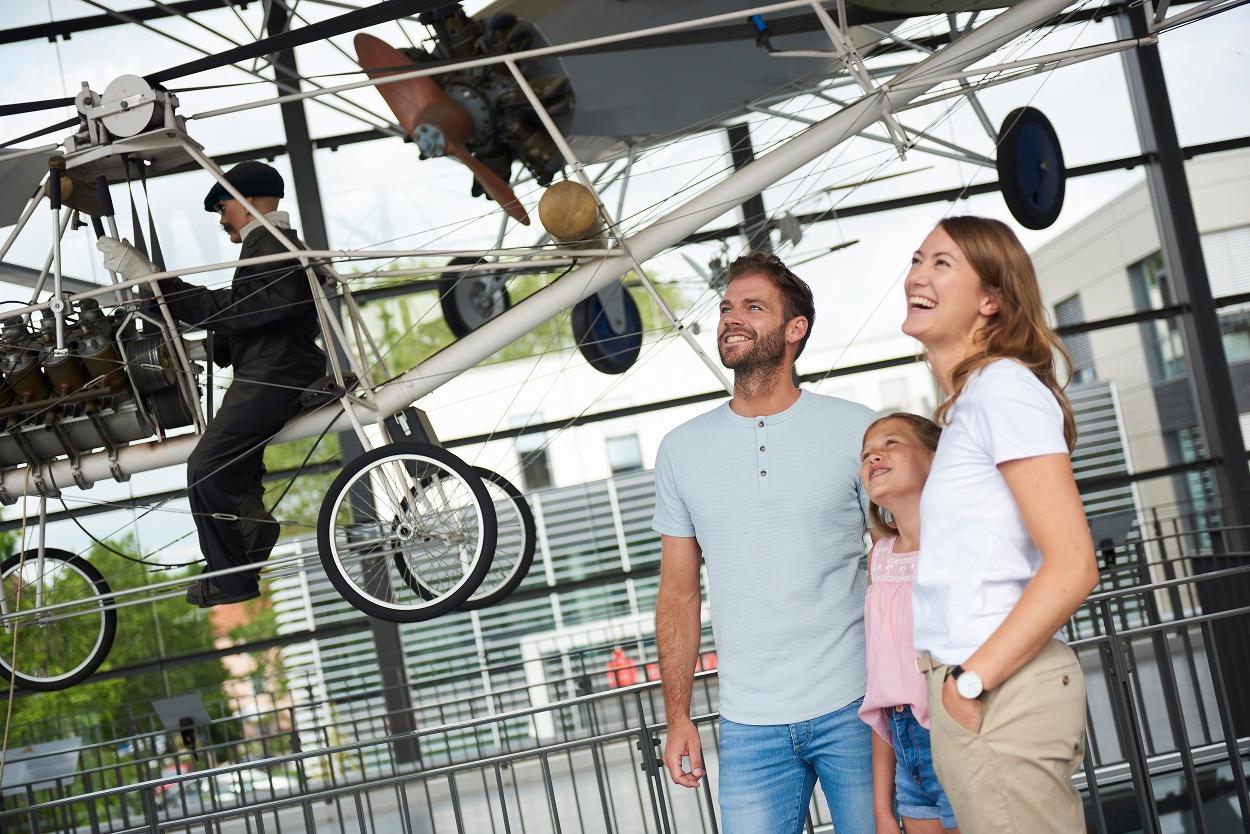 Hubschraubermuseum Bückeburg Voliere