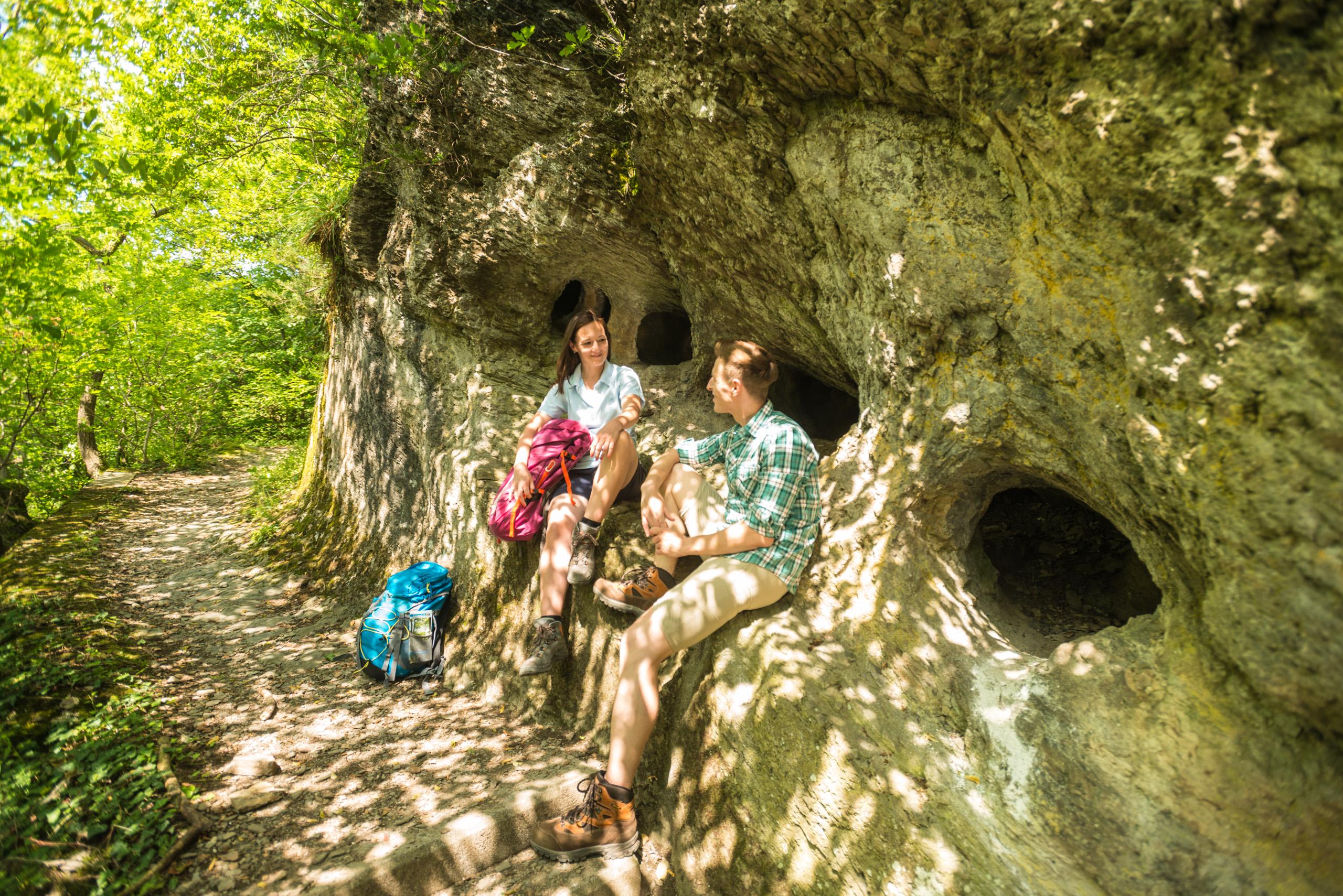 Heinzelmannshöhlen