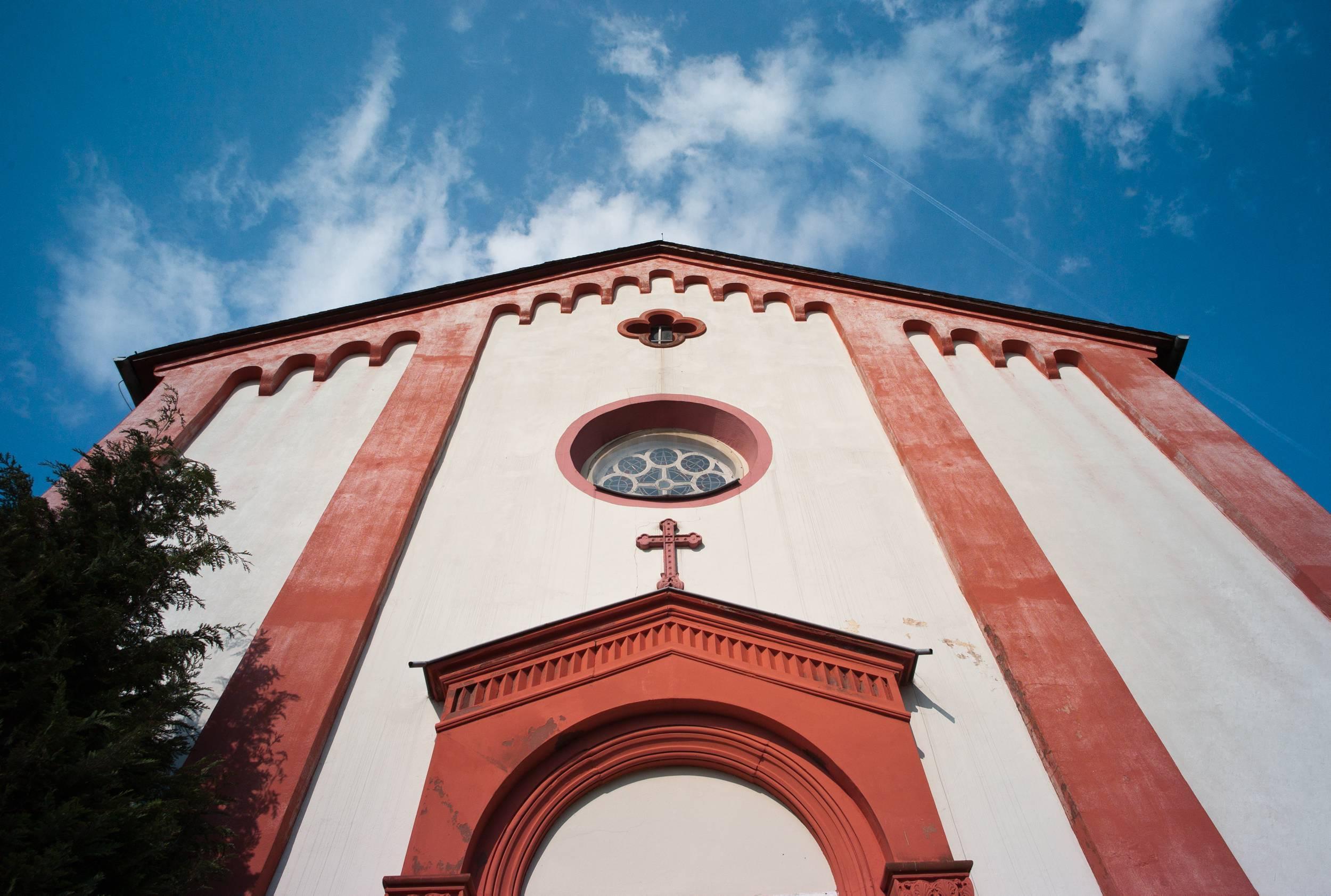Kirche Frücht