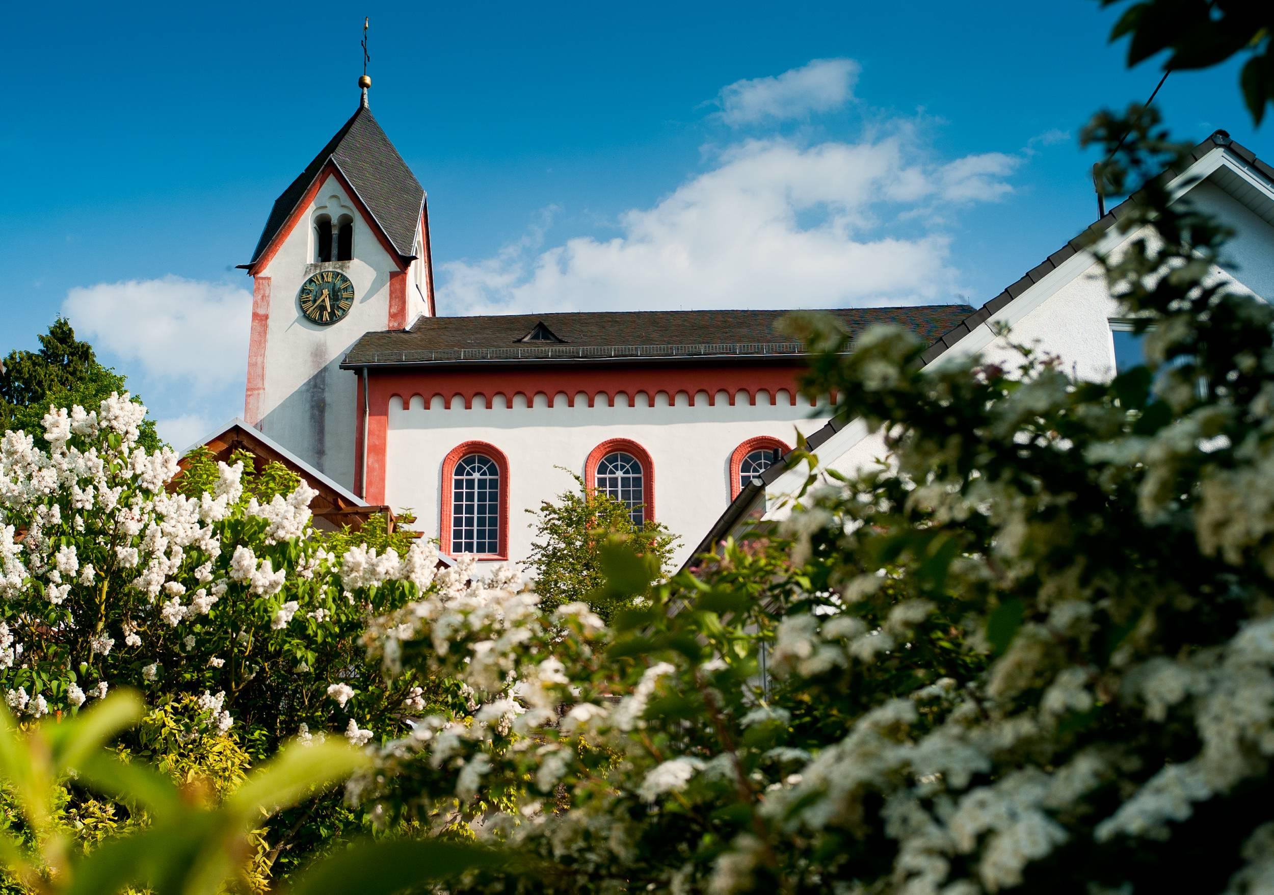 Kirche in Frücht