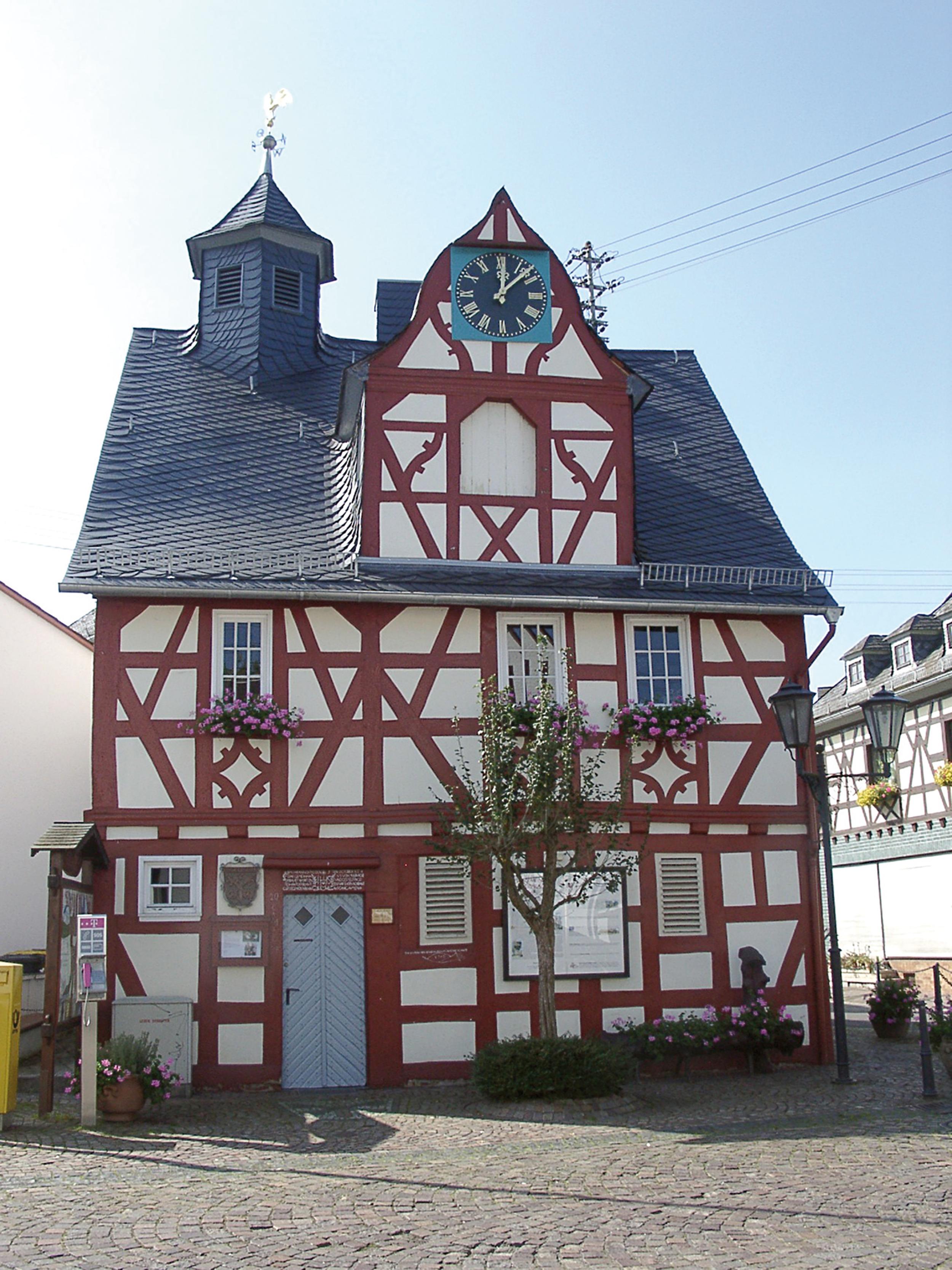 Rathaus Arzbach