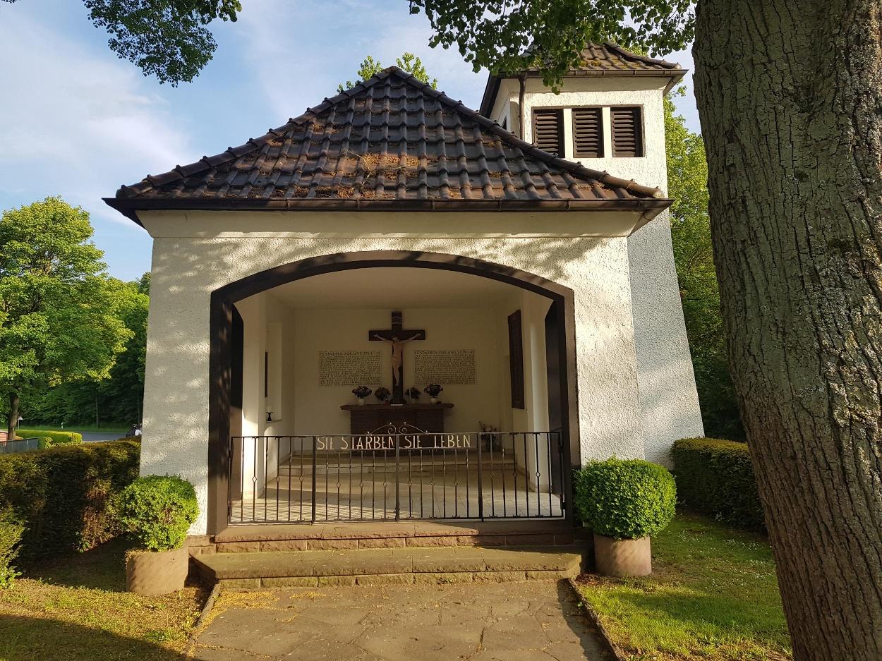Kapelle in Bödexen