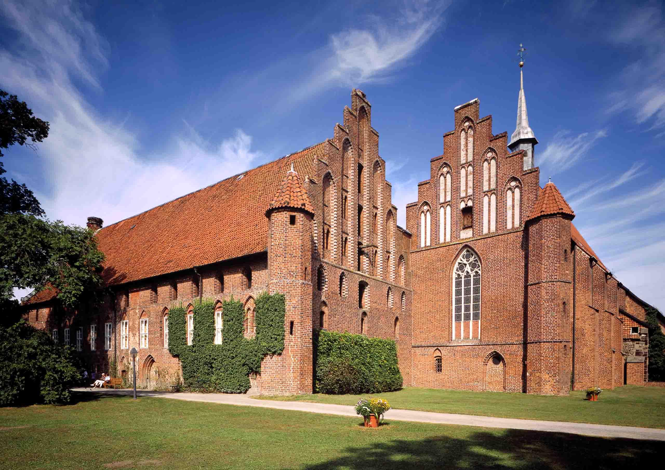 Das Kloster in Wienhausen