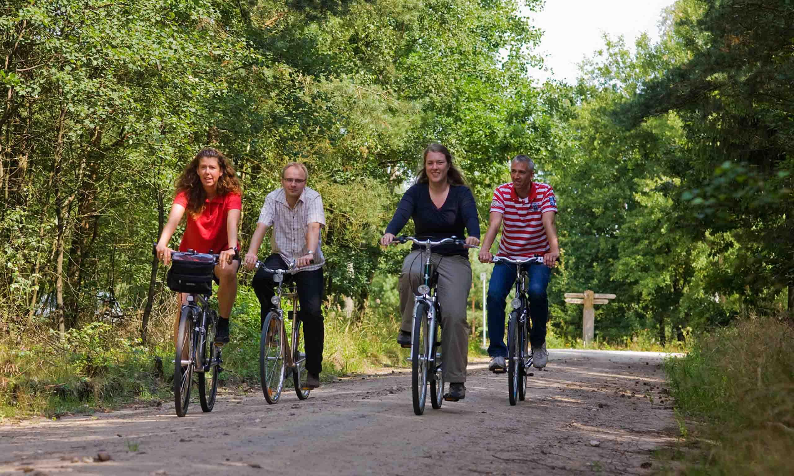 Eine Radtour in der Region Celle