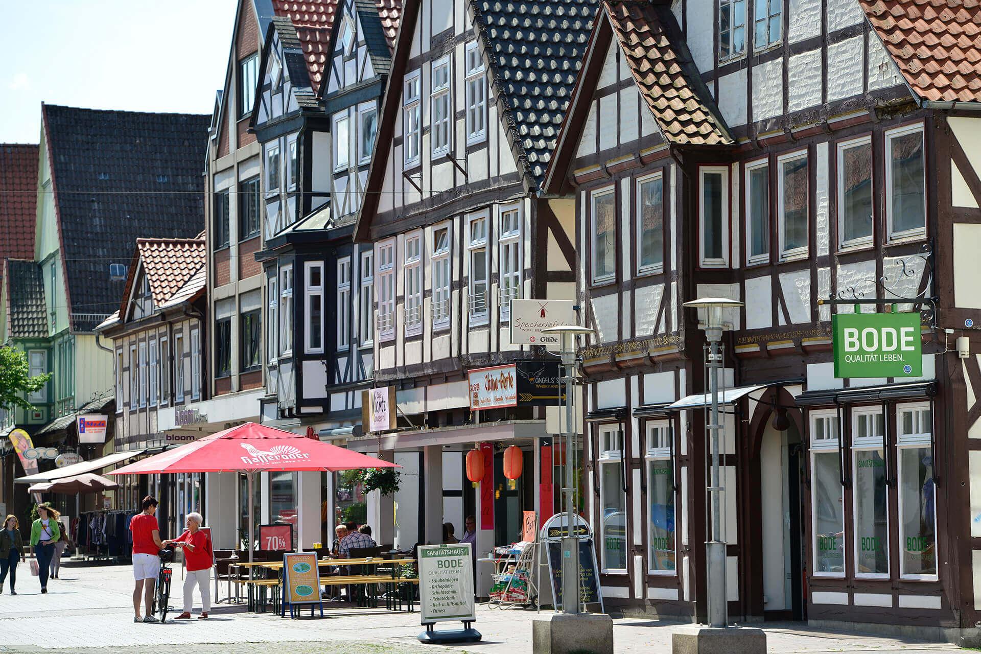 Gifhorner Altstadt
