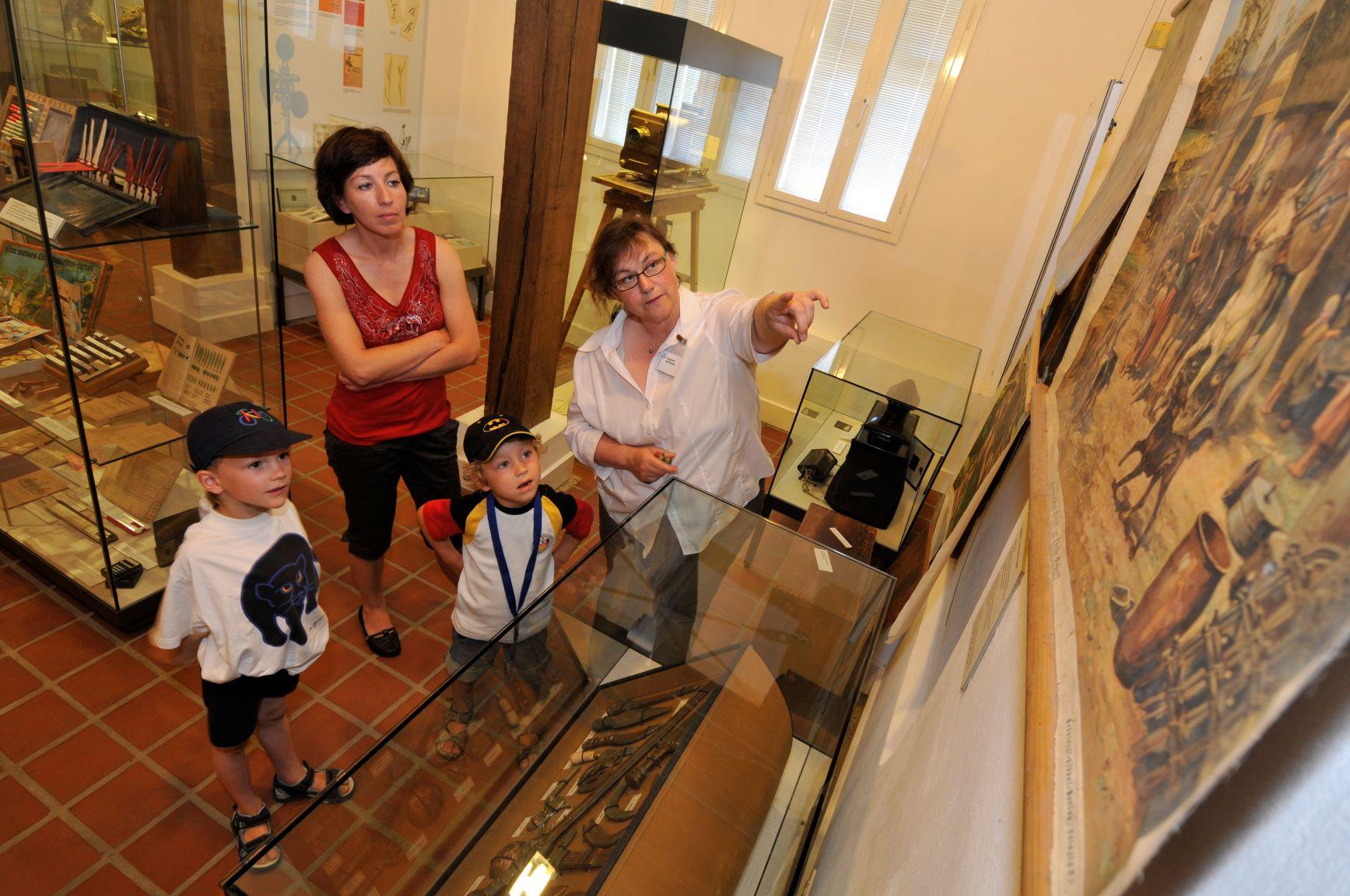 Führung im Schulmuseum Steinhorst