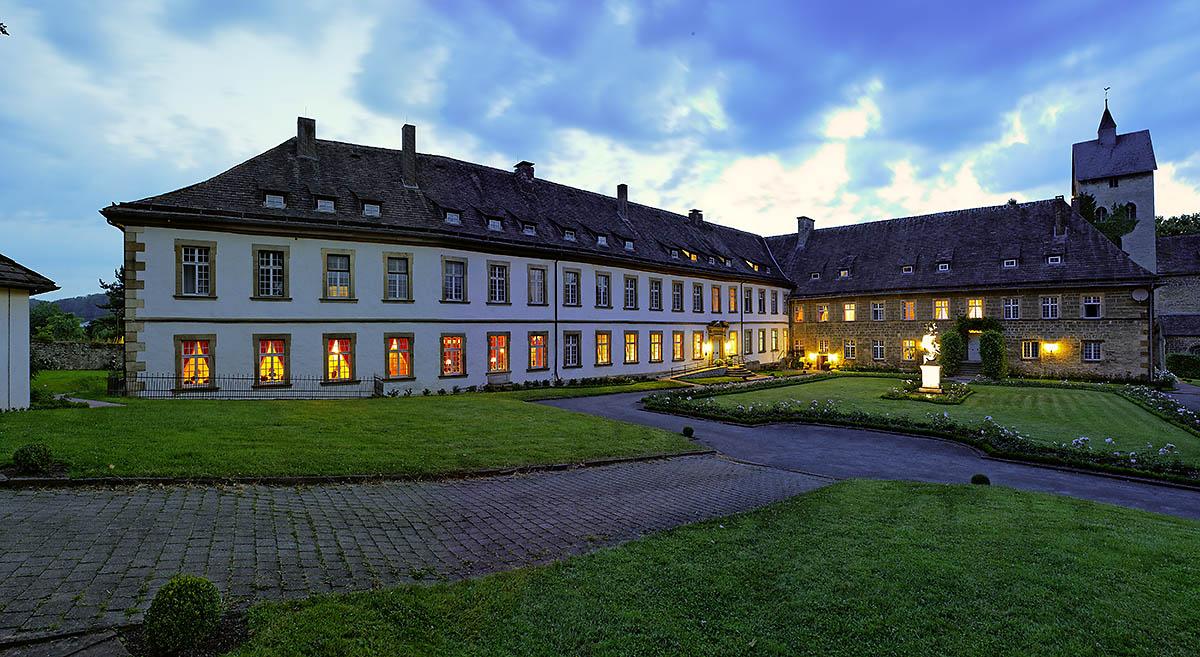 Hotel Schloß Gehrden Parkseite