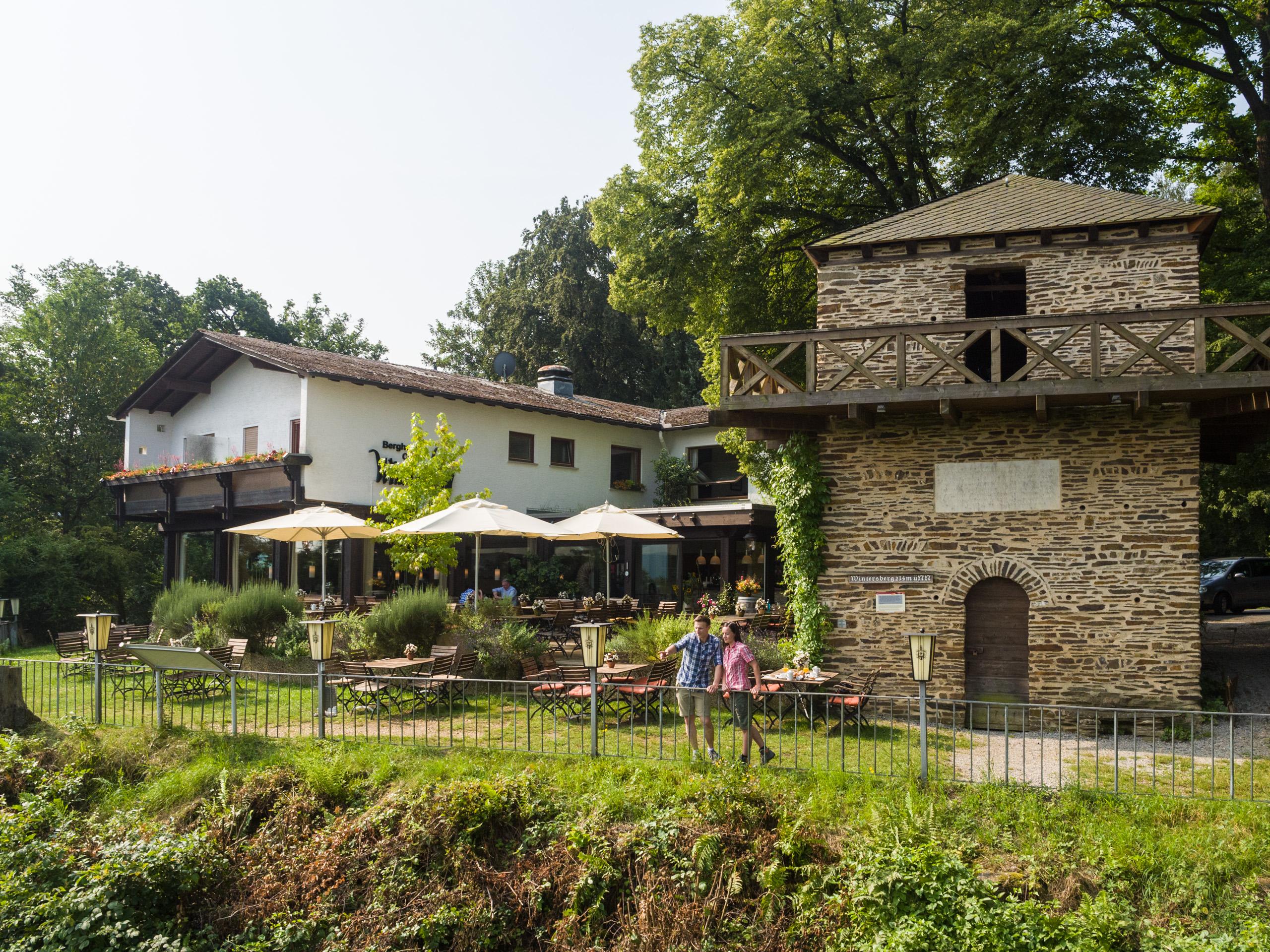 Limesturm auf dem Wintersberg