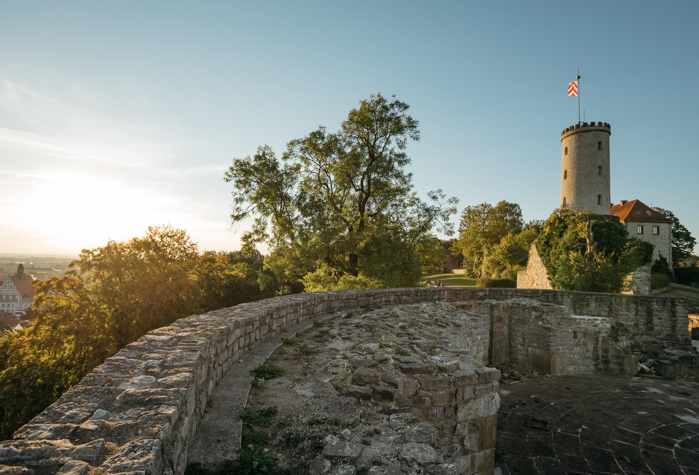 Bielefelder Sparrenburg