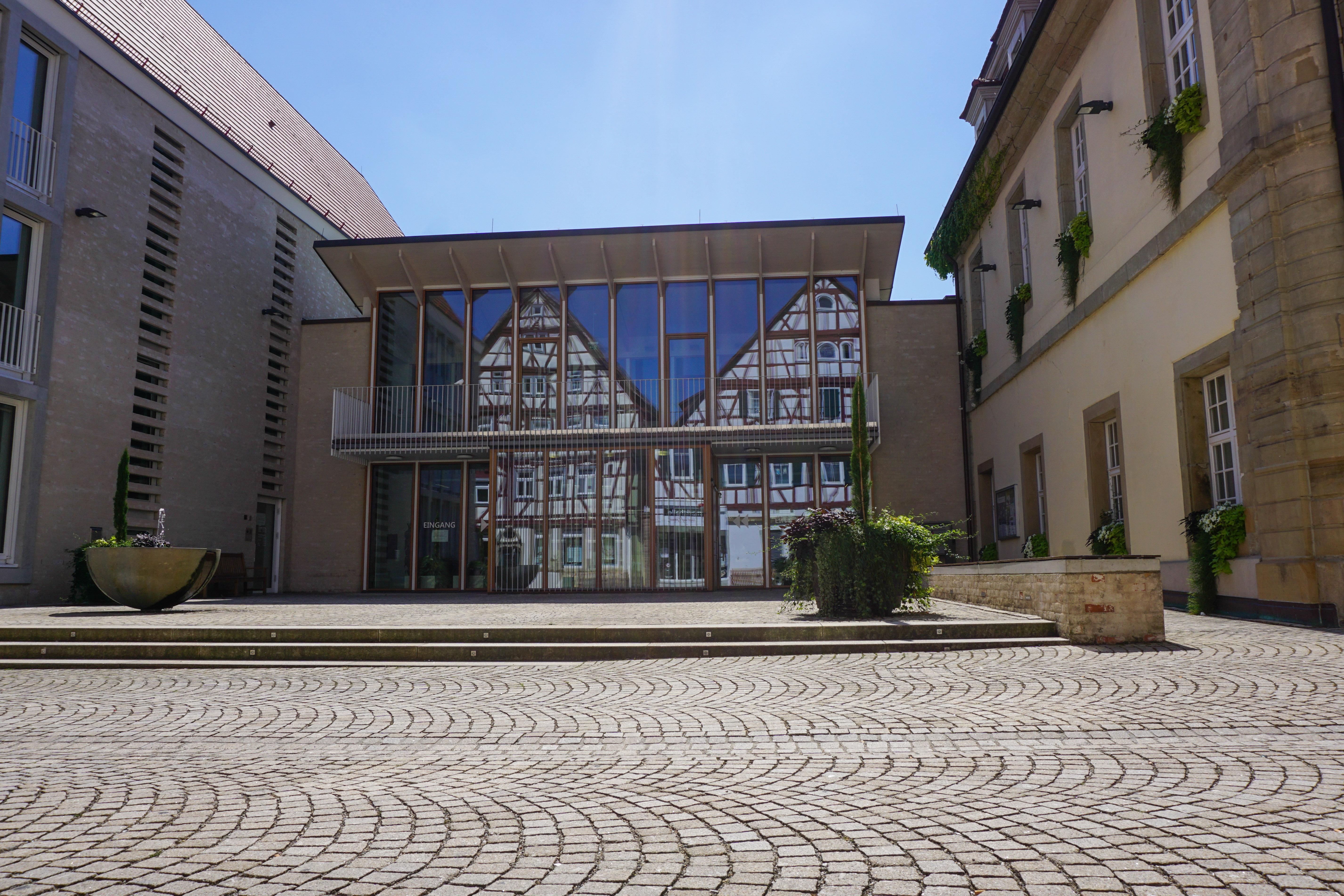 Neues Rathaus Brackenheim