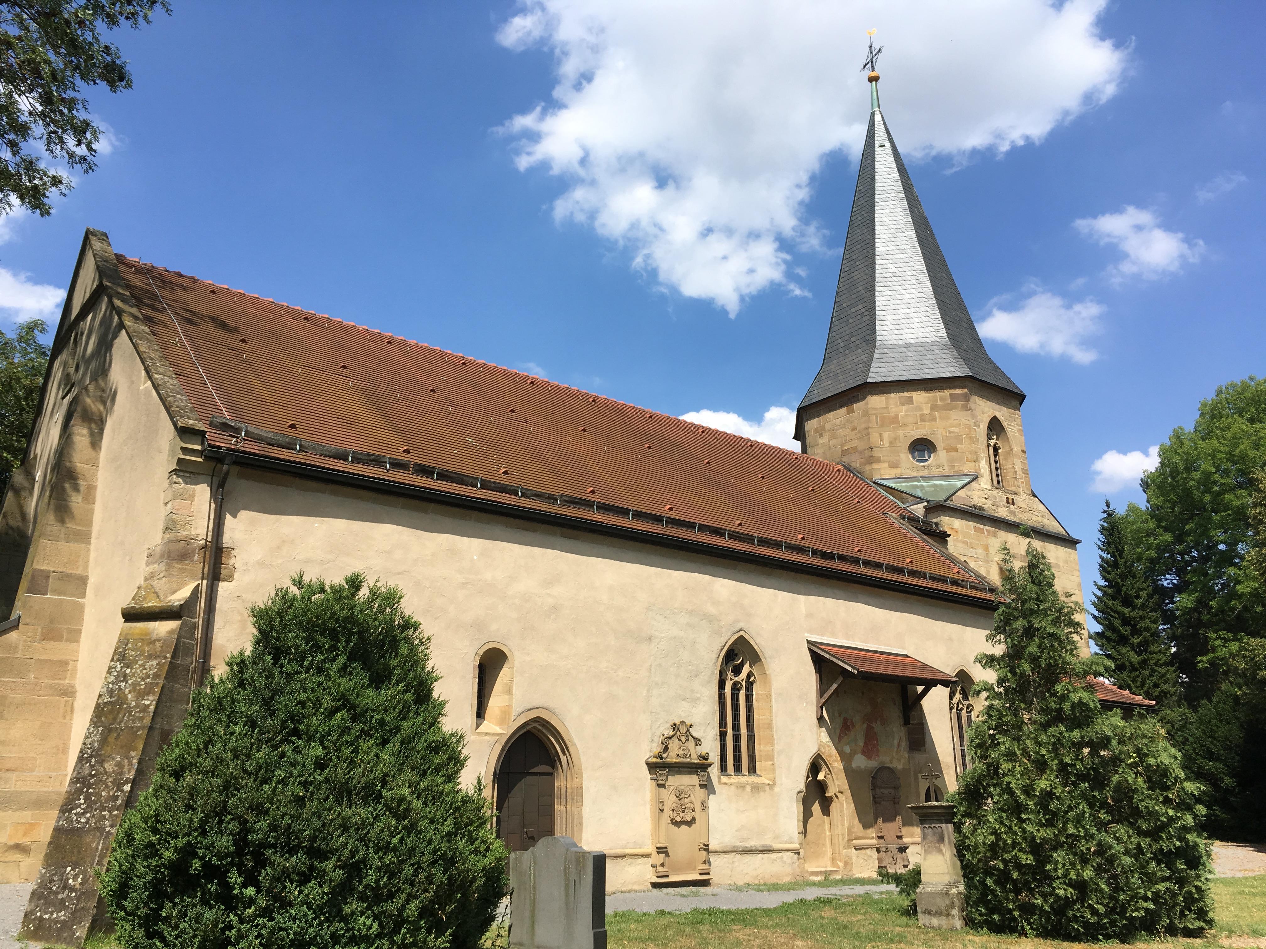 Johanniskirche Brackenheim