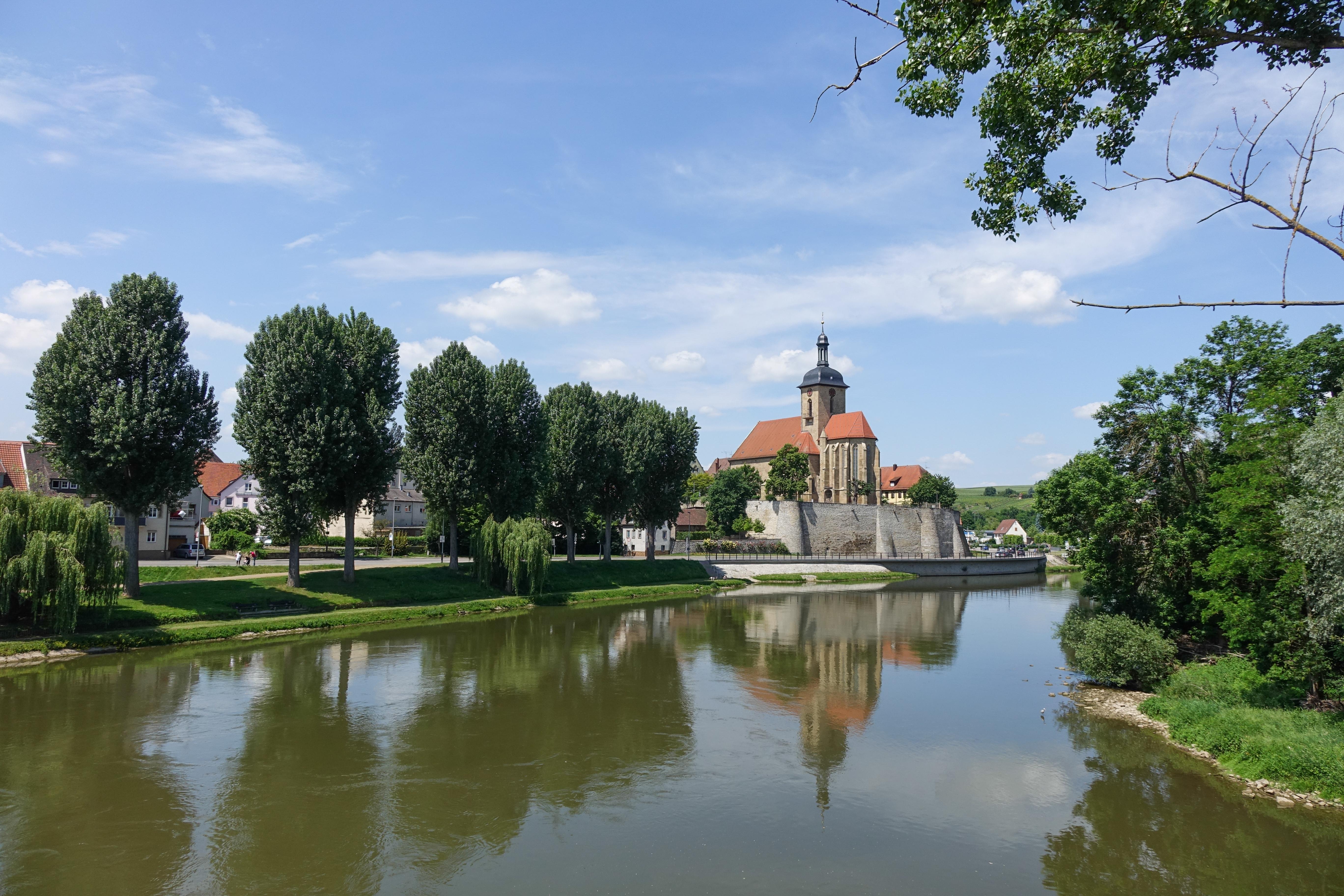 Regiswindiskirche, Lauffen a.N.