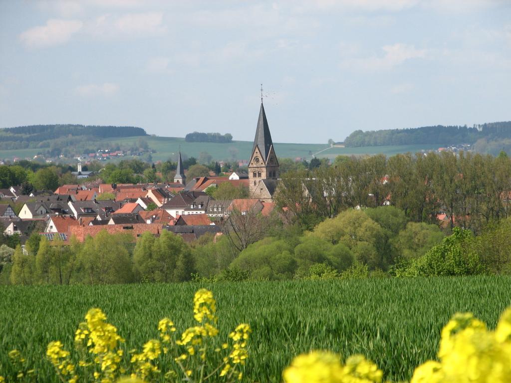 Steinheim, Stadtshilouette