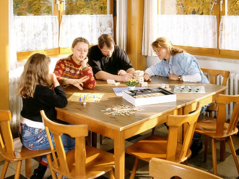 Jugendherberge Bad Sachsa -Spieltisch
