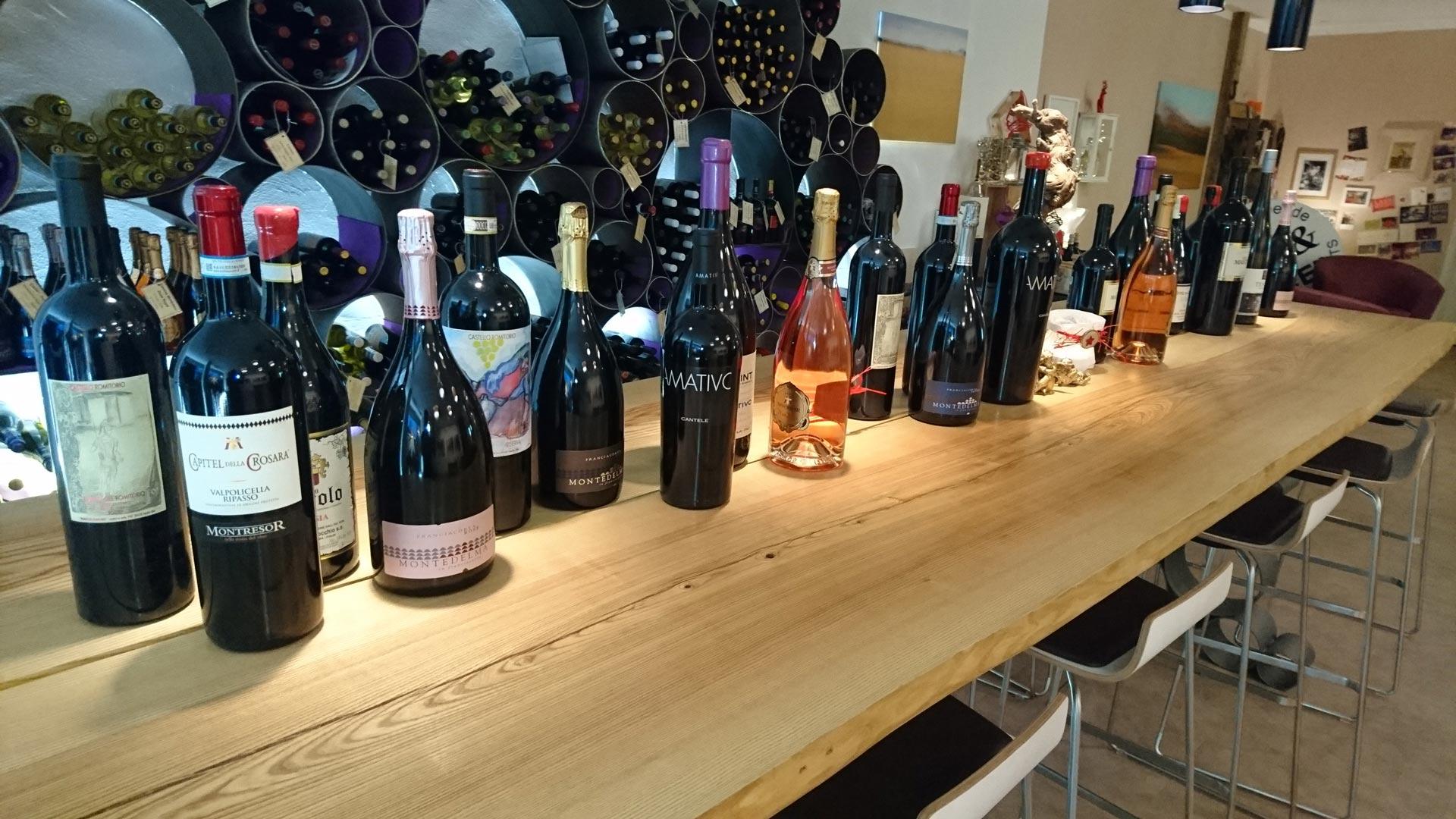 Wein & Meer