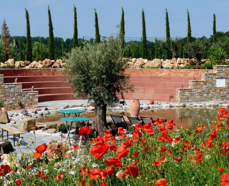 Griechischer Garten