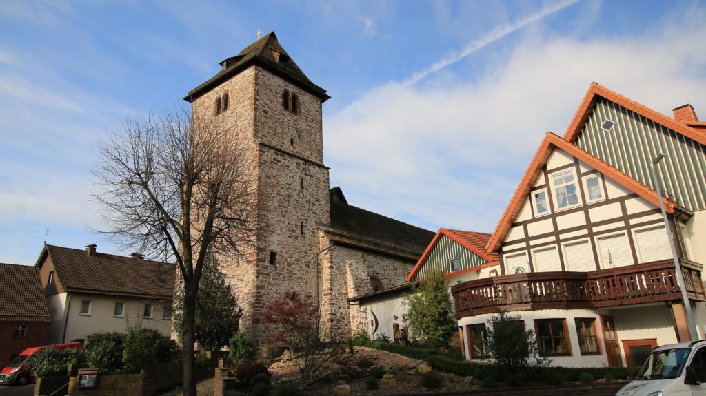 evangelische Georgskirche Amelunxen