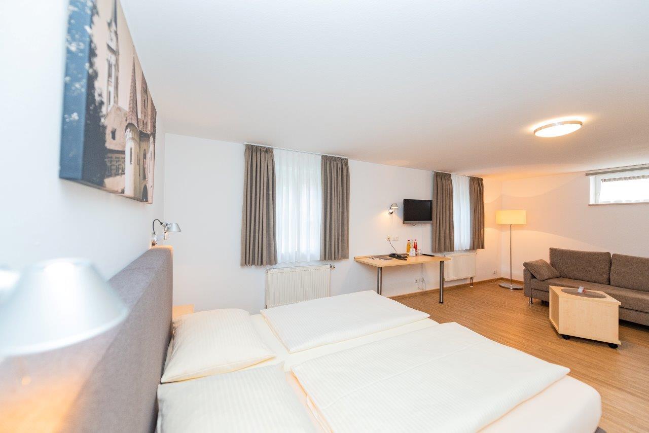 Hotel zum Löwen in Weißenhorn